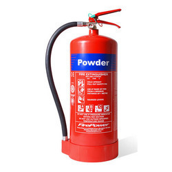 9 Kg Tech Powder Fire Extinguisher