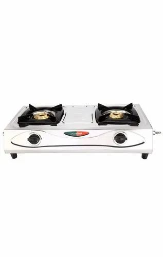 Stainless Steel Gas Stove for Home, Model Number/Name: Economy