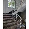 50 Silver Stainless Steel Railings, For Home, 914