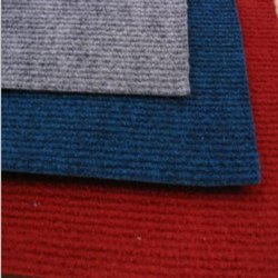 Single Ribbed Non Woven Carpet