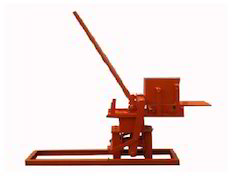 Manual Honeycomb Briquette Making Machine