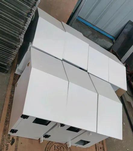 Mild Steel Control Panel Box