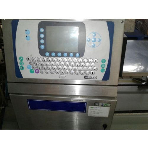 Domino Continuous Inkjet Printer At Rs 200000 Piece Domino Coding