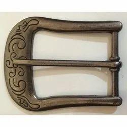 Bavarian Brass Belt Buckle