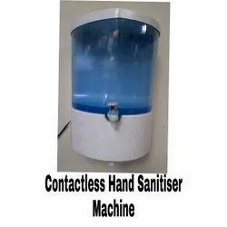 Contactless Hand Sanitizer Machine