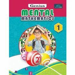 English Mental Mathematics Book
