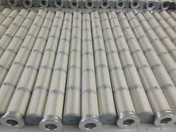 Pleated Cartridge Filter Bags