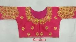 Kasturi Embroidery Blouse