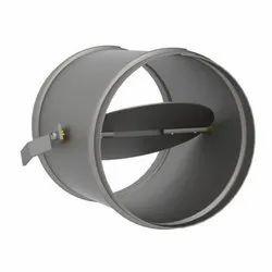 Round Volume Control Damper