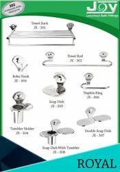 JOY Stainless Steel Bath Set