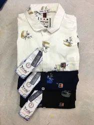 Yuva Cotton Full Sleeves Shirts