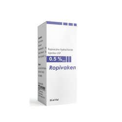 Ropivacaine Hydrochloride Injection USP 0.5%