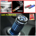 Auto Car Freshener Air Purifier Ionizer Ionic Oxygen Bar