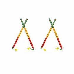 Tiranga Dandiya Stick