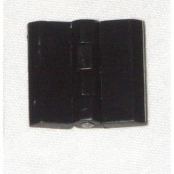 Black Coated Hinges
