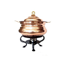 Copper Chafer Full Size Chafer Chafing Dish Buffet Set