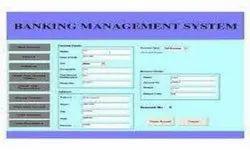 Bank Management Software