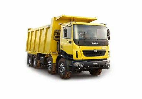 Tata Signa 3718.TK HD 10x4 Tipper Truck, 37 ton GVW