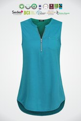 BCI Cotton Ladies Sleeveless Tops