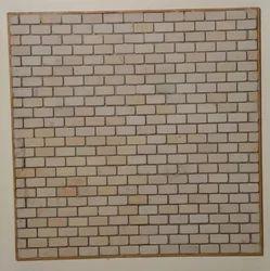 Mint Brick Stone Mosaic