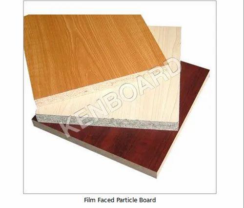 Film Faced Particle Board Wood Plywood Veneer Laminates