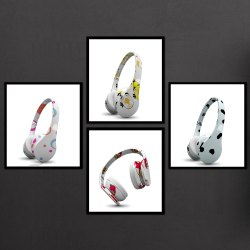 Foldable & Over The Head Wireless Headphone