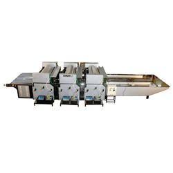 Flexo Paper Cum Board Printing Machine-Three Color