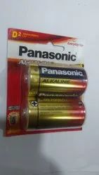 D Type Panasonic Battery