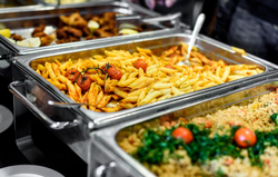 Fast Food Catering Services, Live Counters
