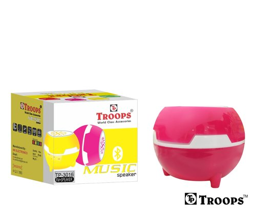 Troops TP-3016 FM SD Card USB Speaker