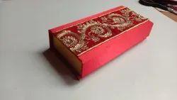 Cardboard Wedding Invities Box