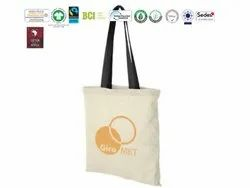 Fair Trade Organic Cotton Shopper Bag