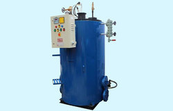 Oil Cum Gas Steam Boiler