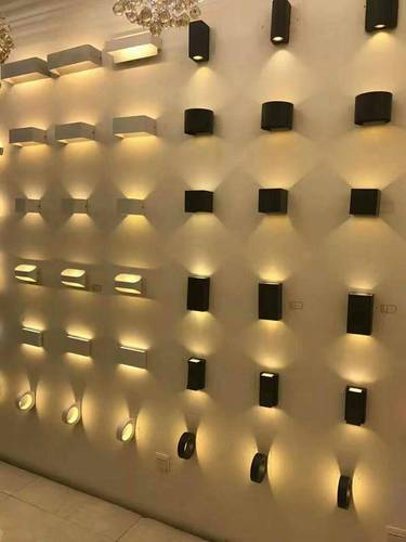Wall elevation led lights