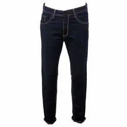 Casual Wear Plain Men Trendy Denim Jeans