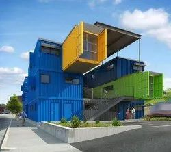 Modular Steel Container House