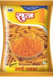 Salem Yellow Special Edible Turmeric Powder, Packaging Size: 100 g, Packaging Type: Packets