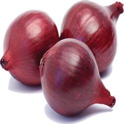 Natural Maharashtra red onion