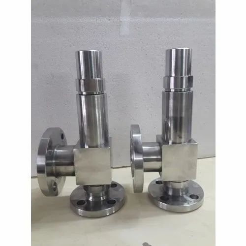 Manufacturer of Safety Valves & Safety Relief Valves by