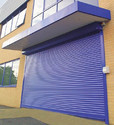 Powder Coated Rolling Shutter
