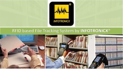 Infotronicx RFID Based File Tracking System