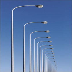 12.5m Highway Lighting Pole