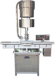Vial Cap Sealing Machine