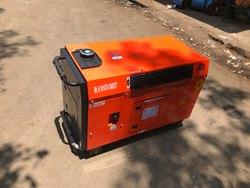 5 Kw Bajaj M Portable Silent Petrol/ Diesel Generator Set