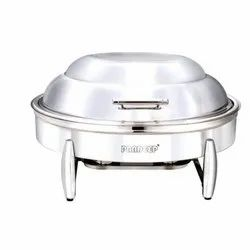 Stainless Steel Ellipse Chaffer