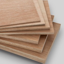 Brown Laminated Plywood