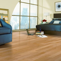 Maple Solid Wooden Flooring