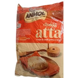 Anmol Super Chakki Fresh Atta, Packaging Size: 10 Kg, Pack Type: Bag