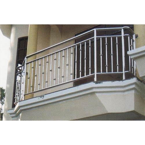Residential Stainless Steel Balcony Railing