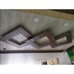 PVC Ceiling Panel, For Residential & Commercial, Thickness: 5 - 12 mm
